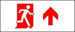 Egress Group Running Man Exit Sign 107