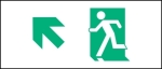 Egress Group Running Man Exit Sign 15