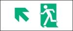 Egress Group Running Man Exit Sign 15