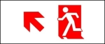 Egress Group Running Man Exit Sign 17