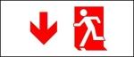 Egress Group Running Man Exit Sign 27