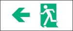 Egress Group Running Man Exit Sign 35