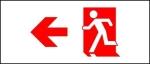 Egress Group Running Man Exit Sign 37