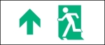 Egress Group Running Man Exit Sign 45