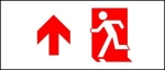 Egress Group Running Man Exit Sign 47