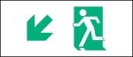 Egress Group Running Man Exit Sign 5
