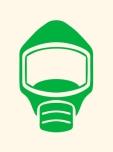 Emergency Escape Smoke Hood Mask, © Egress Group 1