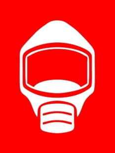 Emergency Escape Smoke Hood Mask, © Egress Group 14