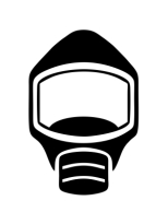 Emergency Escape Smoke Hood Mask, © Egress Group 3