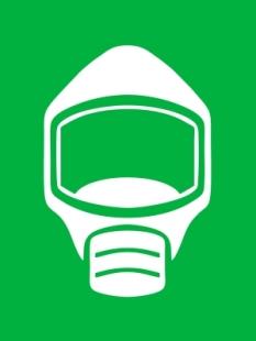 Emergency Escape Smoke Hood Mask, © Egress Group 9